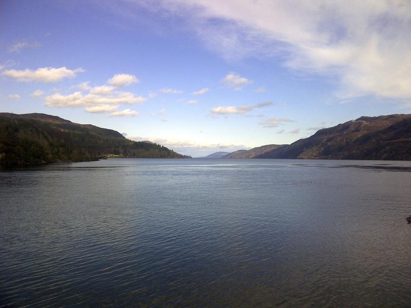 Romantic Loch Ness