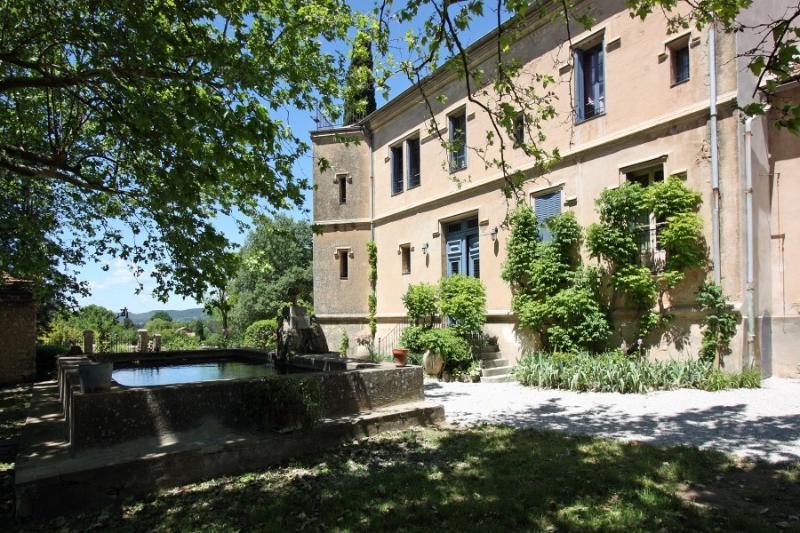 Château des Riaux - Propriété de famille, holiday rental in Cabasse