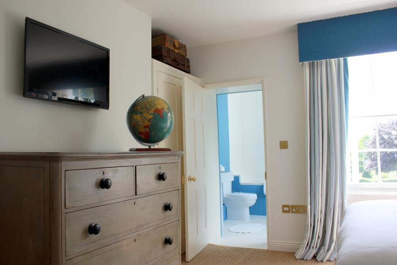 All bedrooms have generous storage space (Billington suite)