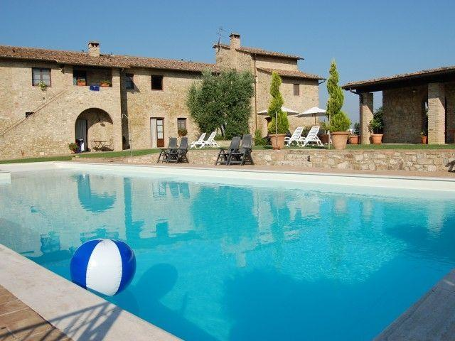 Linearis Holiday House Apart C, vacation rental in Barberino Val d'Elsa