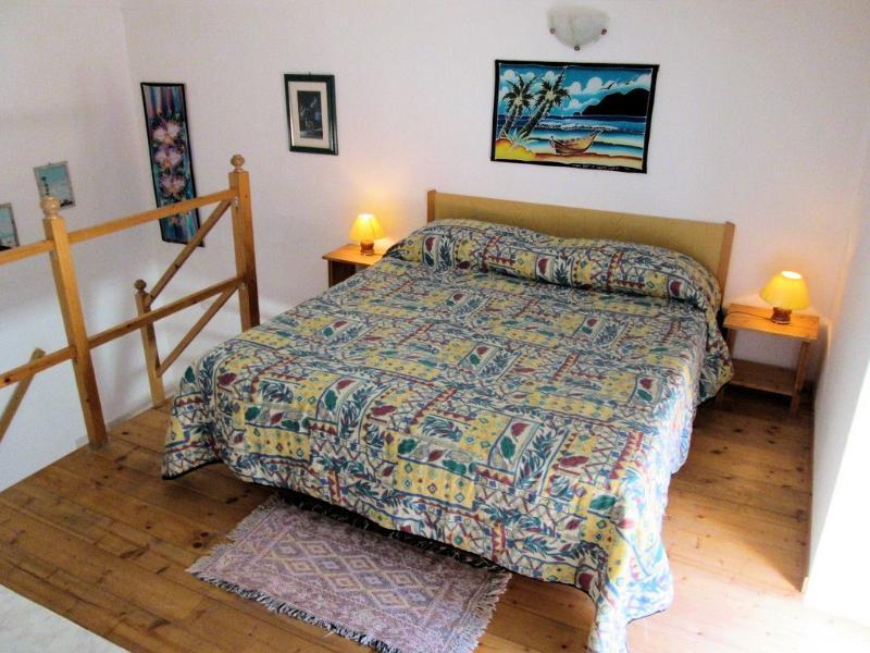 Bedroom on mezzanine