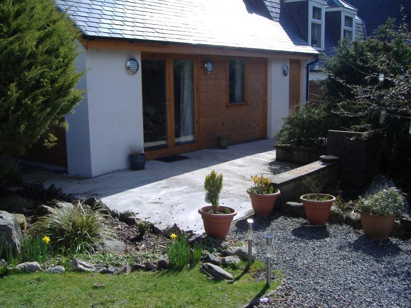 Springfield Garden Studio, holiday rental in Dalbeattie