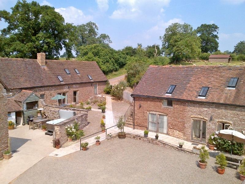 Meal House - Tugford Farm Holiday Cottages, holiday rental in Diddlebury