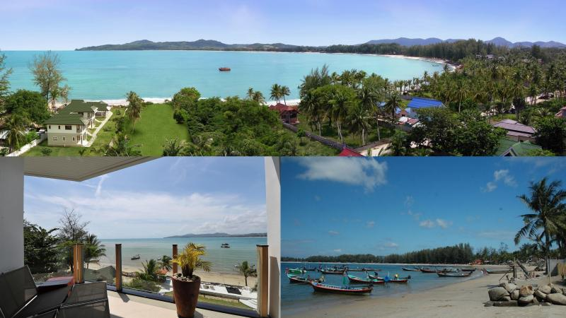 Balcony views to Andaman Sea