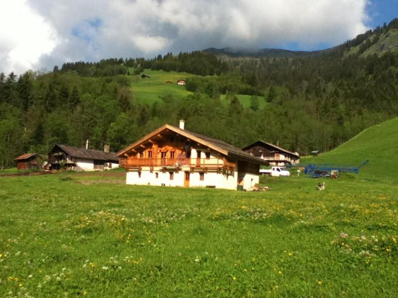Chalet Very Joly, holiday rental in Hauteluce