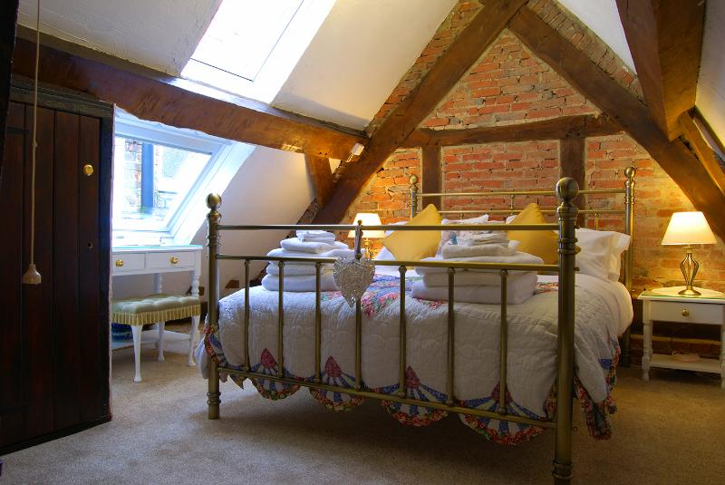 Pegges Almshouse Cottage, holiday rental in Thorpe