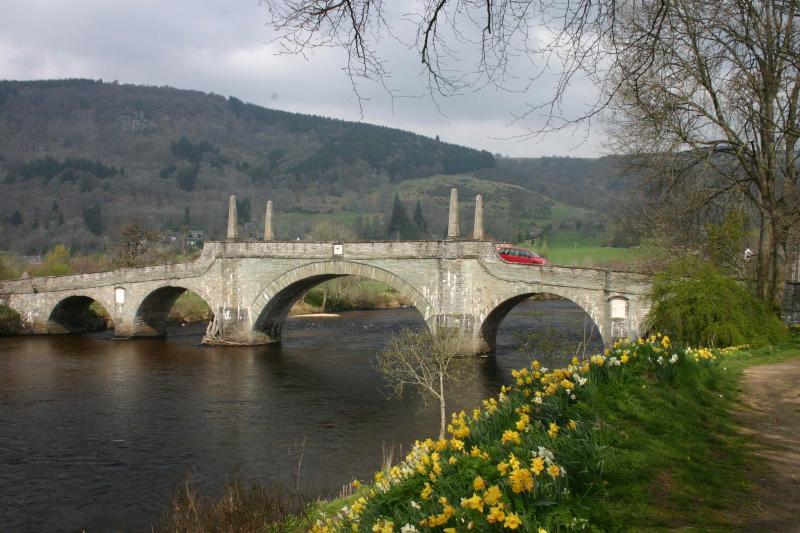 Pont de Wade, Aberfeldy
