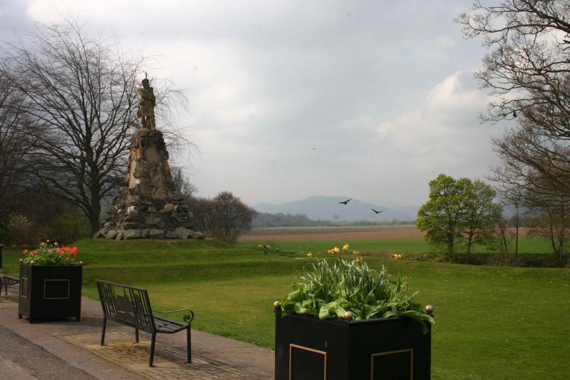Monument du Black Watch, Aberfeldy