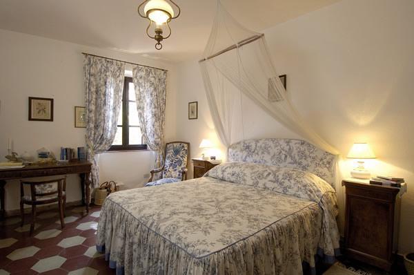 Master camera da letto al piano superiore