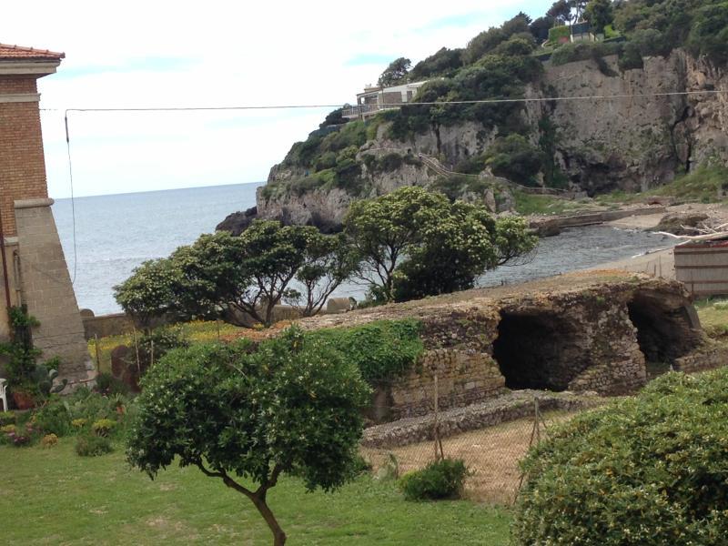L'Etrusco rovine nel nostro cortile!