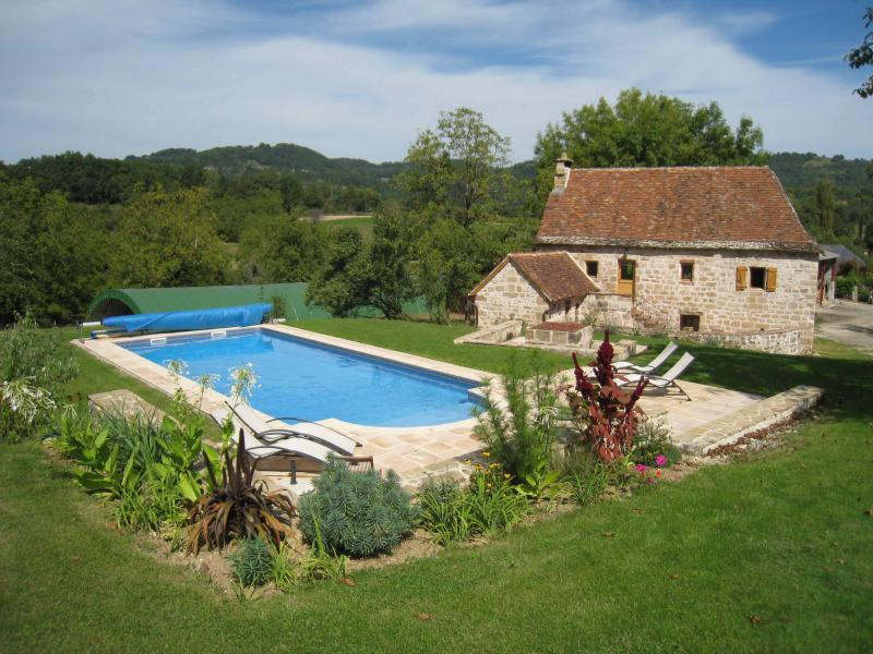 Lascombes, holiday rental in Meyssac