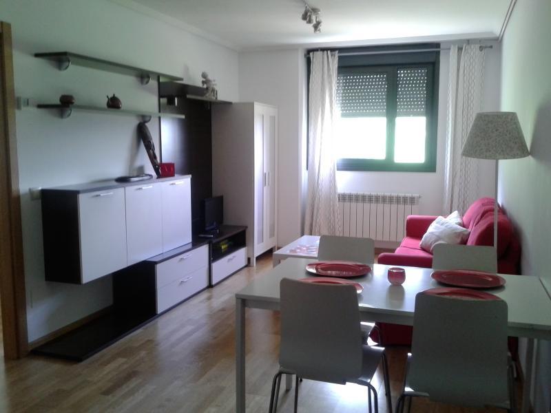 TORRE de la FUENTE Apartamento Oviedo 2-4  WIFI Vistas Parkingng Piscina, location de vacances à Oviedo