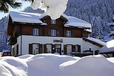 Lodge Winter