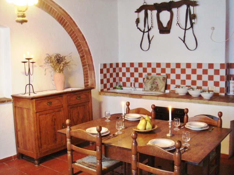 Le Stalle, Podere Patrignone, holiday rental in Castellina In Chianti