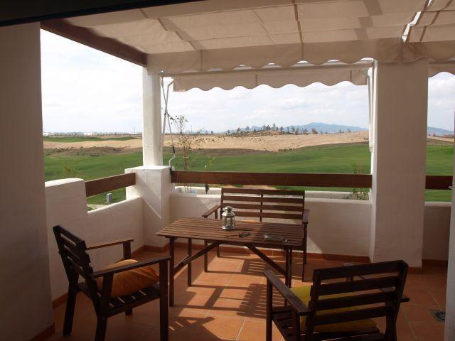Apto.1ª linea de Golf, holiday rental in Alhama de Murcia