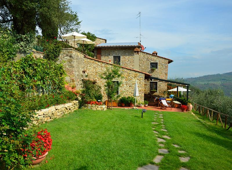 Delicious country house, vacation rental in San Casciano in Val di Pesa