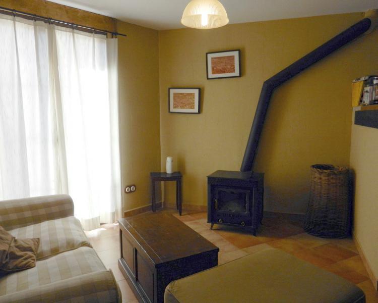 CASA RURAL REBOLLARES I, holiday rental in La Adrada