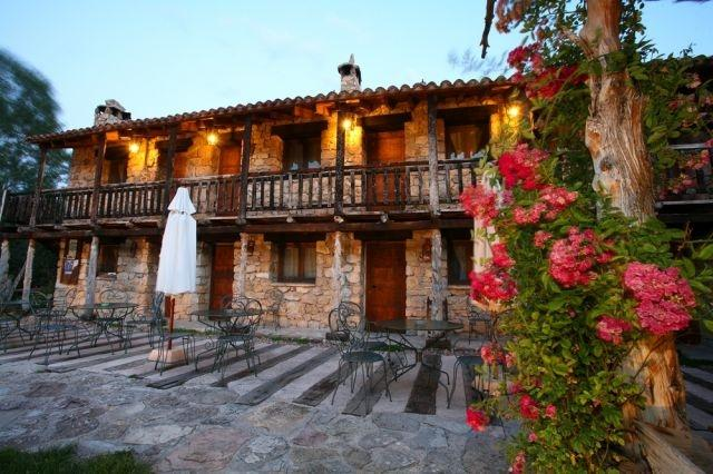 Casas rurales Chon Alto Tajo, vacation rental in Noguera de Albarracin