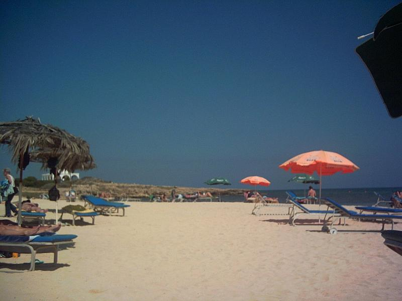 Beach Ayia Thekla