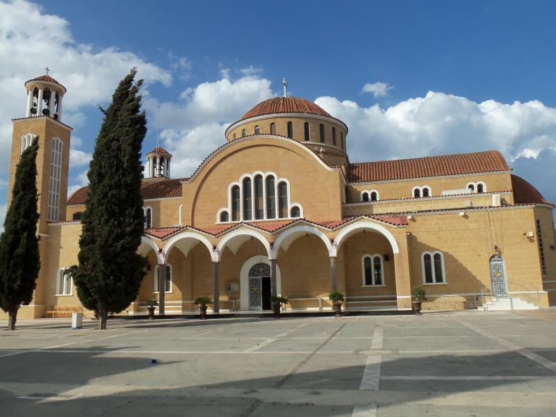 Paralimni Church