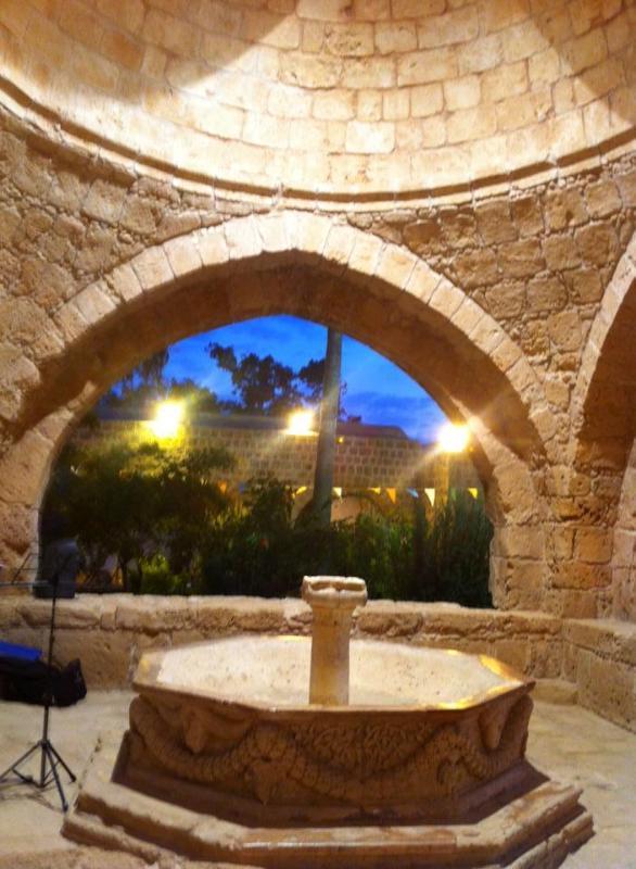 Ayia Nappa Monastery