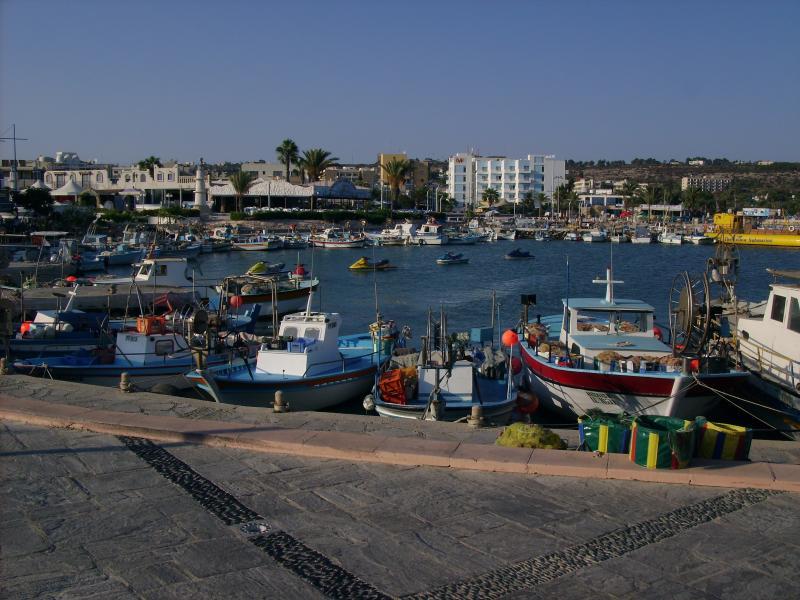 Ayia Nappa Harbour
