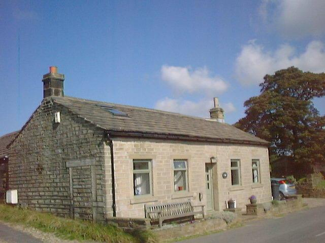 In its time, a school, then a chapel and now a holiday cottage