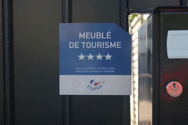 4 star French tourist board accredited