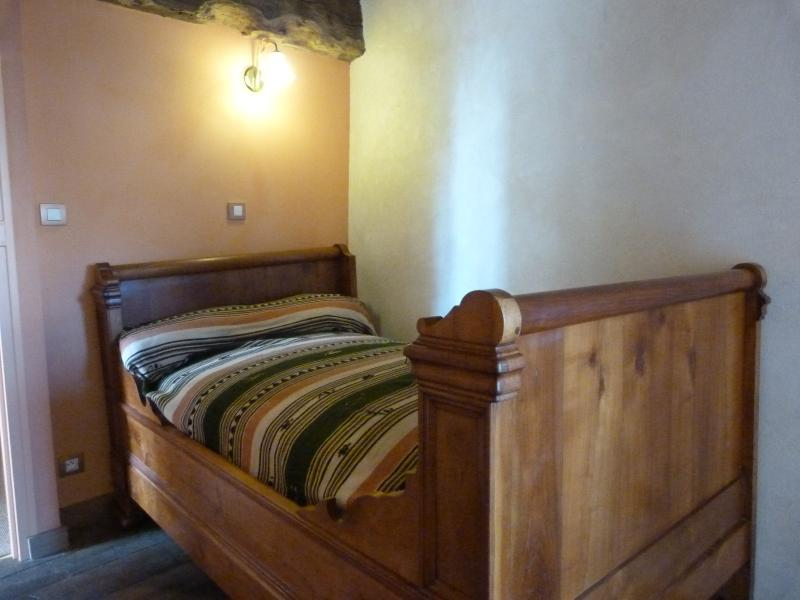 Second bedroom with 'bateau lit'