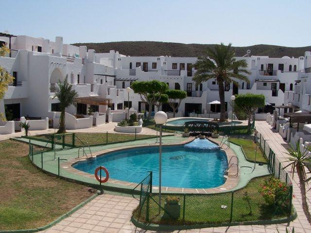 Apartamento de 110 m2 para 8 personas en Aguamarga, vacation rental in Agua Amarga