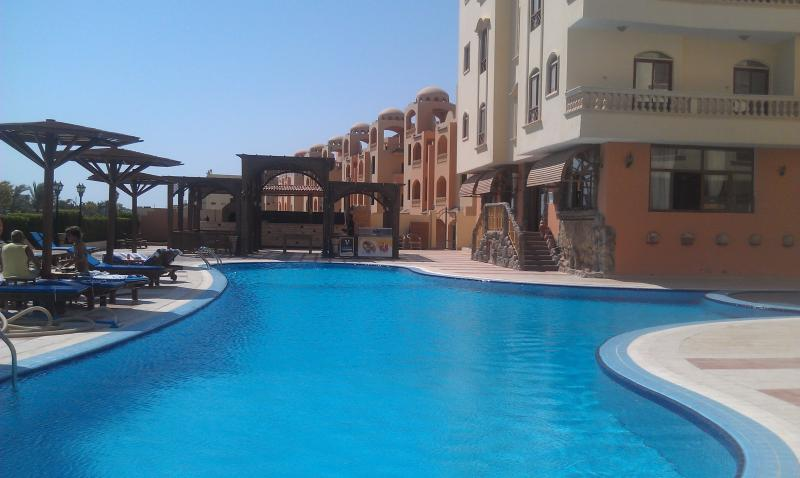 Red Sea View Apartment, alquiler vacacional en Hurghada