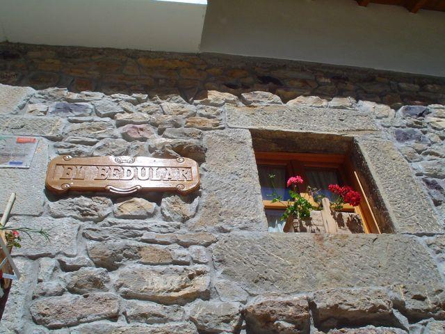Perlunes-Somiedo- casa teresa, alquiler de vacaciones en Siero