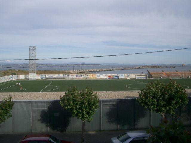 Apartamento para 6 personas en Aguiño en primera línea de mar frente a la ría..., aluguéis de temporada em Ribeira