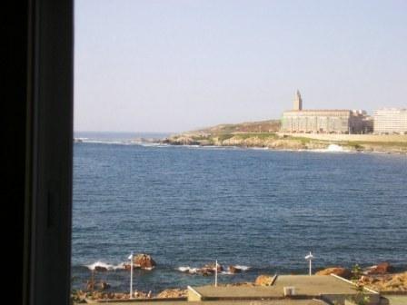 Apartamento de 80 m2 de 3 dormitorios en A Coruña, location de vacances à San Lorenzo