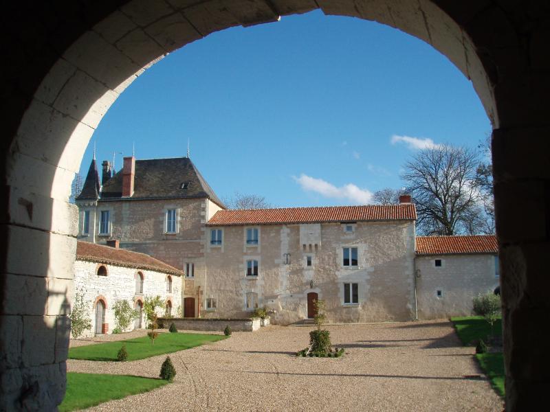 La Bonnette 2, holiday rental in Chaveignes
