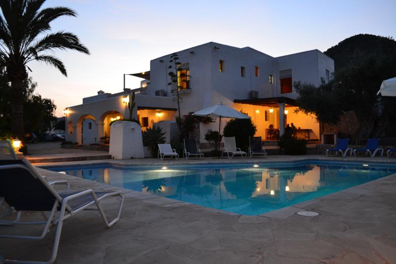 VILLA CAN LUC, vacation rental in Es Canar