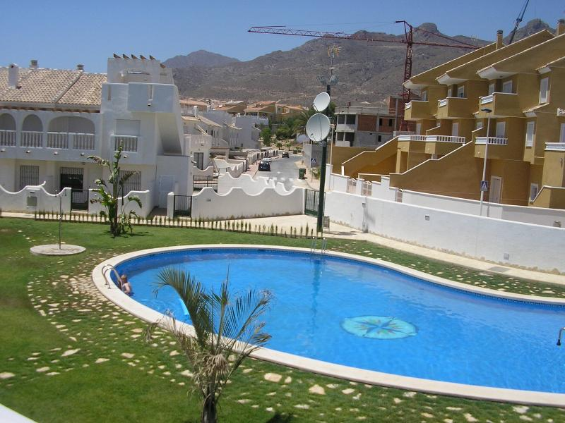 Apartment in  Bolnuevo, Murcia, location de vacances à Bolnuevo