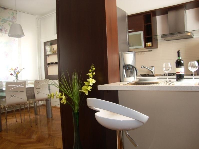 ATRIUM PLAZA -value for money, vacation rental in Zagreb