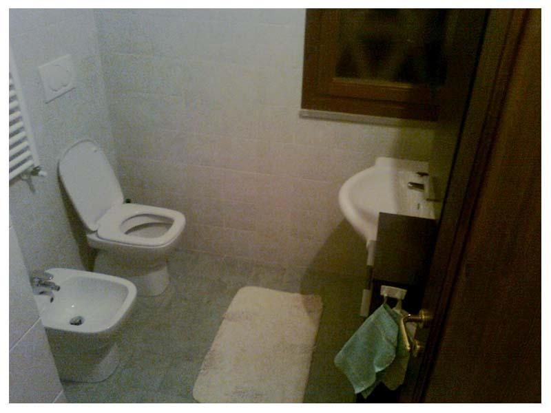 Casa L'Ulivo - salle de bain