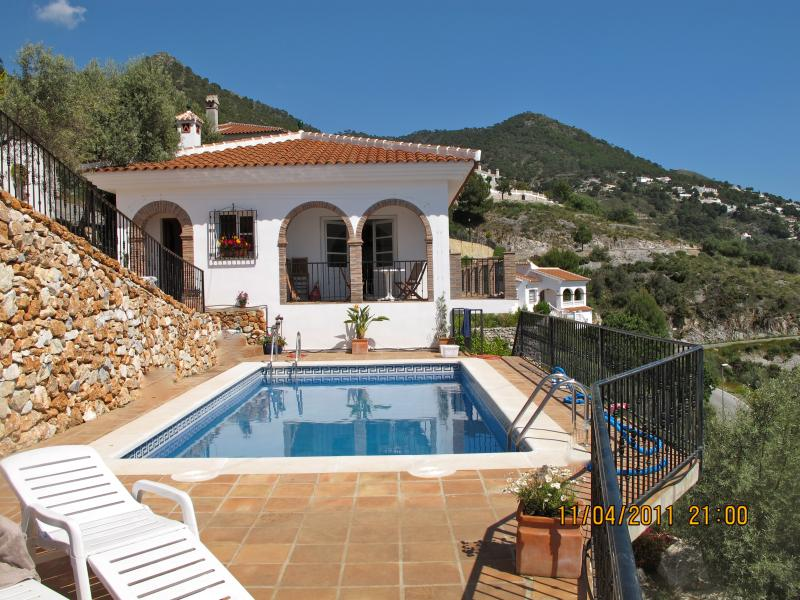 Villa Las Colmenillas, holiday rental in Competa