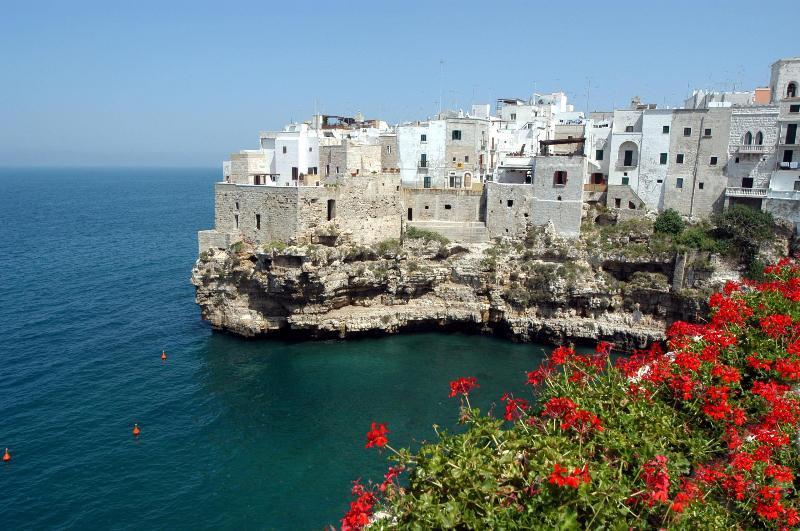 Polignano a Mare - 30 km from Bari