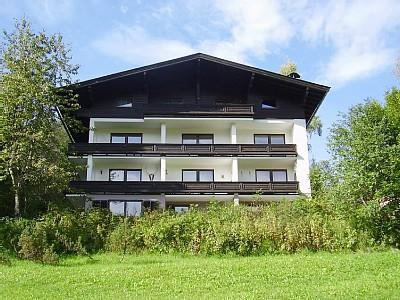 Maria Alm Apartment in the summer