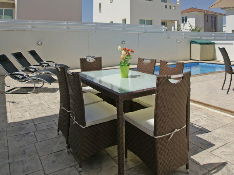 Villa Doris, location de vacances à District de Famagouste