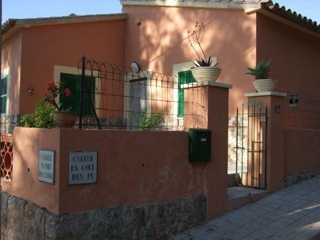 Can  Jaume 180m  8 personas, location de vacances à Estellencs