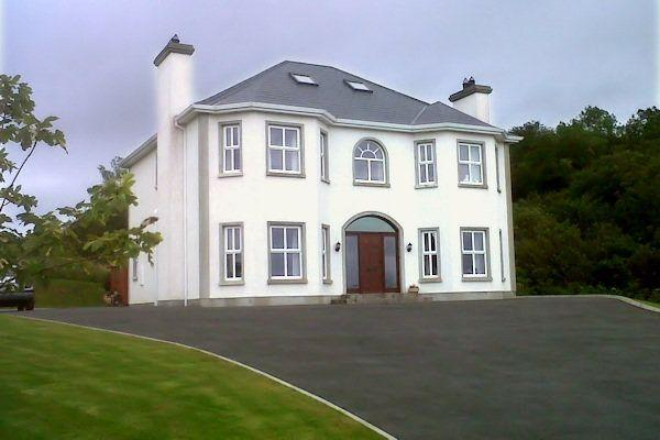 Rosswood House set on an Elevated Site overlooking Donegal Bay