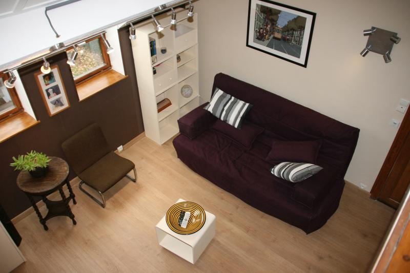 Chez Jeanne, apart for 5, vacation rental in Brussels