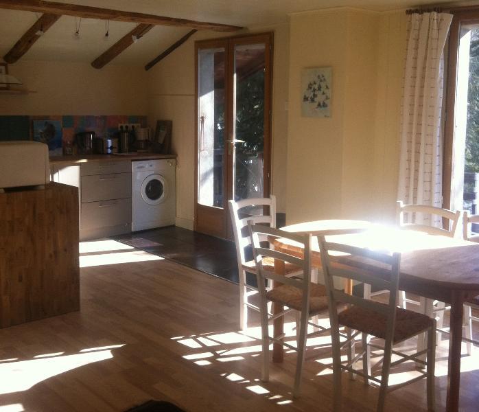 Sunny kitchen/diner