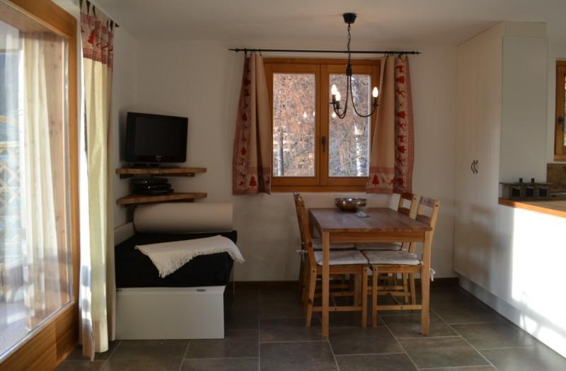 Edda at Valhalla - myverbier, vacation rental in Bagnes