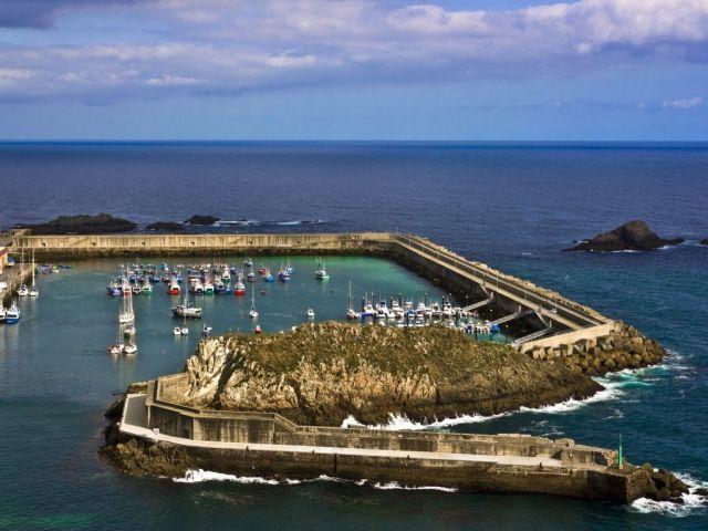 Port of Cudillero