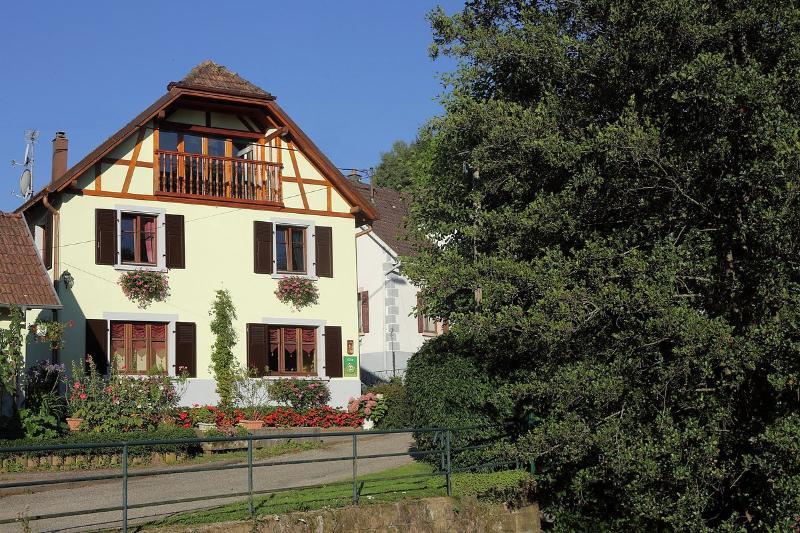 Centro de Maisonsgoutte de casa rural los arándanos, Alsacia,